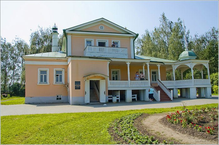 Константиново - Музей поэмы